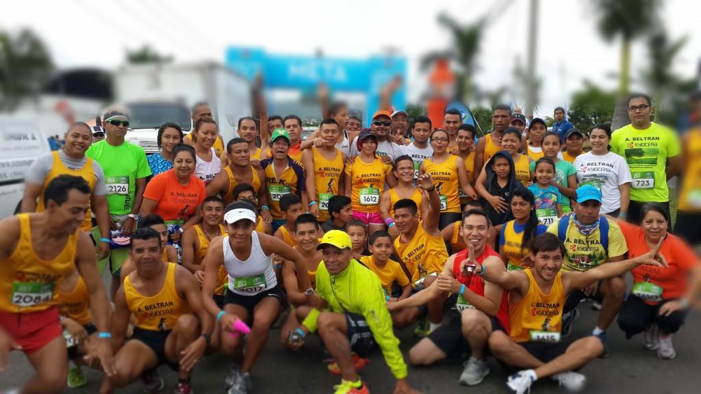 A Beltran Atletismo, un equipo campeon